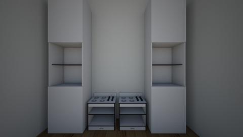 dream kitchen  - Kitchen - by zpace99