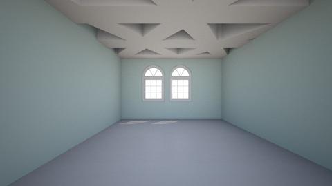 Shaby Chic Cuarto - Bedroom - by Teresa Valdes Beso
