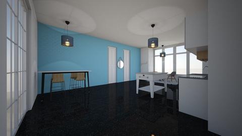 The living area - Modern - Living room - by Pretzel2008