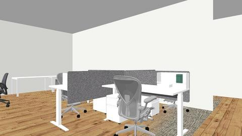 NICE lab layout_1 - Office - by jungjoo