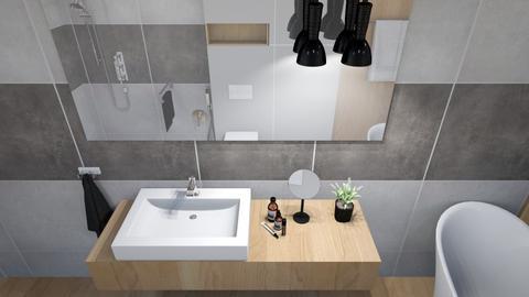 d - Bathroom - by xxasiulaxx05