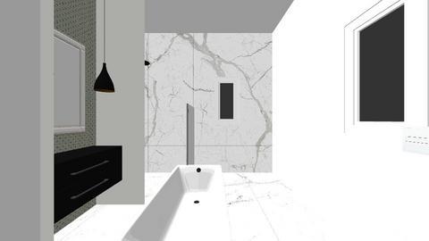 lazienka 5 - Bathroom - by noryem