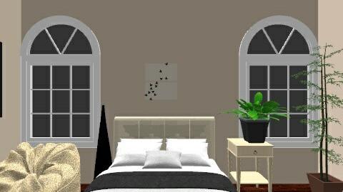 Ala - Bedroom - by Ala Matusiak