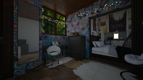 room nook - by reariot
