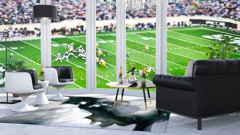 BW Skybox - Modern - Living room - by millerfam