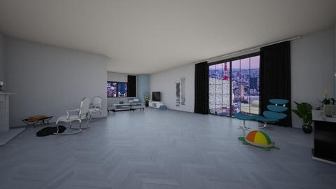 utc - Living room - by ivanabinevska