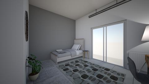 students living room - Living room - by eltonhanas