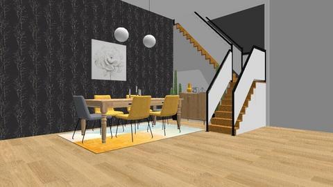 Dining corner - Dining room - by RDorka