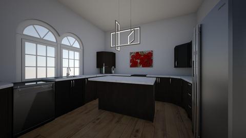 Dream Kitchen2 - Kitchen - by gracesigl