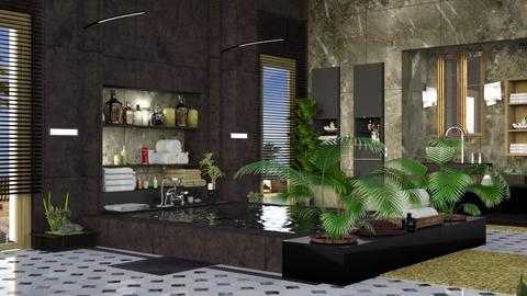 Dark Bath - by marocco