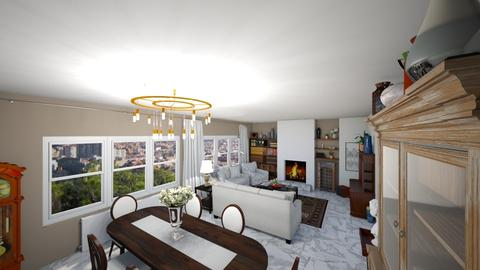 BCN LUX - Living room - by MarquiGames