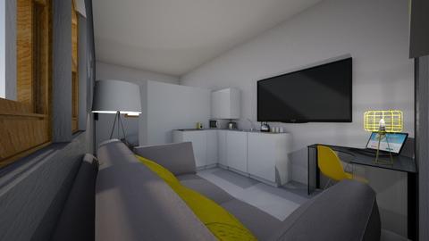lounge kitchin 2 - by mbennett111