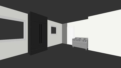 John Isbell - Kitchen - by Kalelsibell
