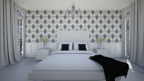 bedroom01 - by Cassandra Cafone Wright