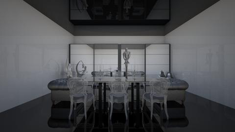 transparency - Dining room - by tbeals