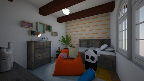 kids room - Bedroom - by Louxx19