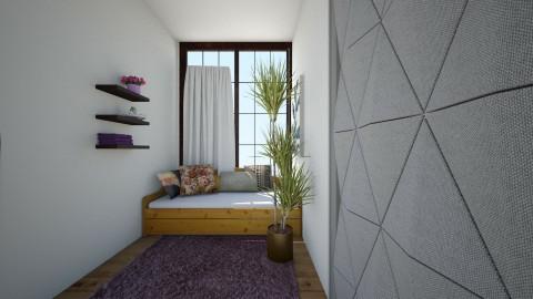 jfkj - Bedroom - by Alice Aguiar