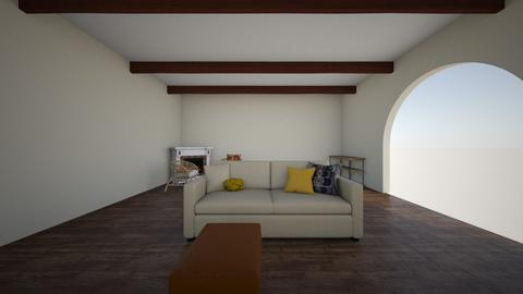 Southwestern living room - Living room - by jacquecanty