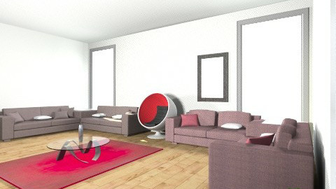 lol - Modern - Living room - by Nayel Arif