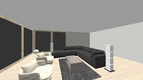 papa selina living room - Living room - by erbsf