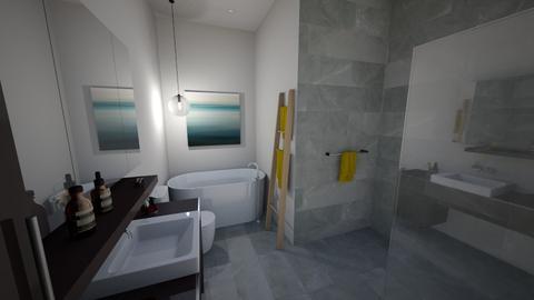 LL  B  - Bathroom - by inga_sylvia