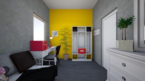 3b - Kids room - by kinia21