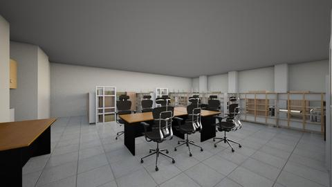 office 210b - Classic - Office - by trebeshk