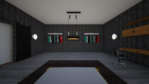 Fancyshit - Modern - Bedroom - by Son_of_a_bitch