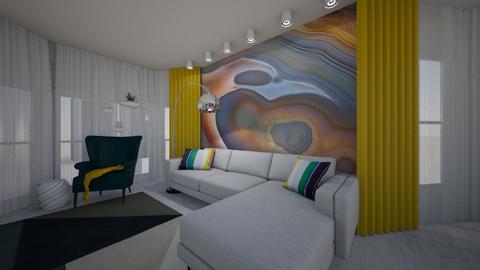 gostinaya - Living room - by Anastasiya112
