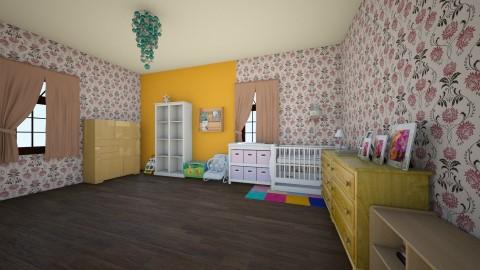 gyerekszoba120 - Glamour - Kids room - by Ritus13