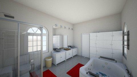 Bathroom - Modern - Bathroom - by simaoana