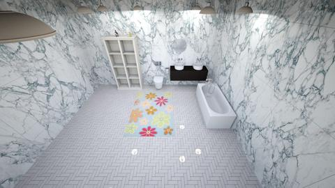 sweet bathtub  - Bathroom - by Epicone