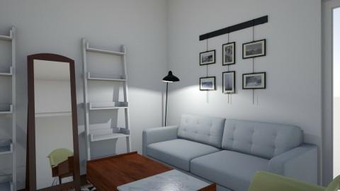 Studio 524 - Living room - by loft313