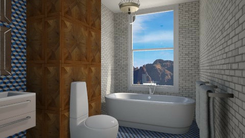 MD Bath - Modern - Bathroom - by 3rdfloor