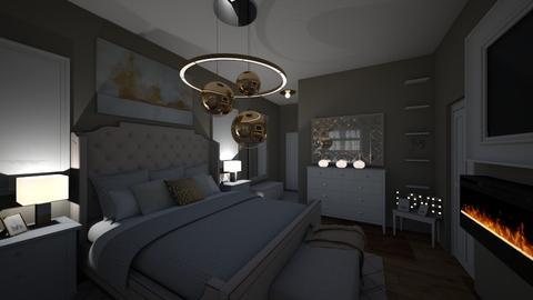 Comfy Condo Bedroom  - Bedroom - by Amal Soloman