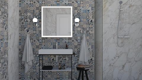 T - Bathroom - by Jana Rohde