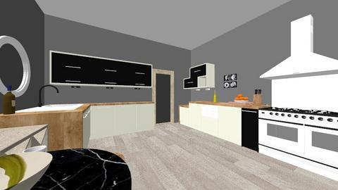 kitchen 1 - Kitchen - by maddisonsallee
