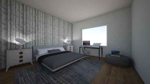 nnnnnnnnnnnn - Bedroom - by Ana Monteiro