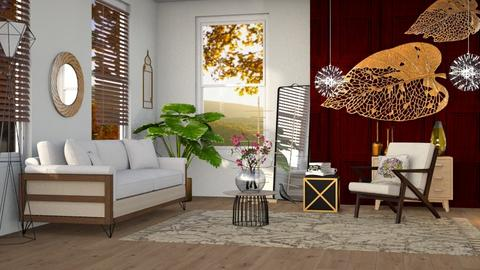ARTISAN FLOORING template - Living room - by milyca8