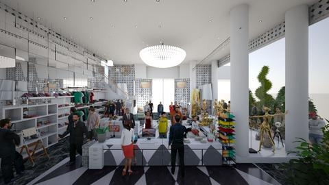 boutique  - Modern - Office - by nat mi