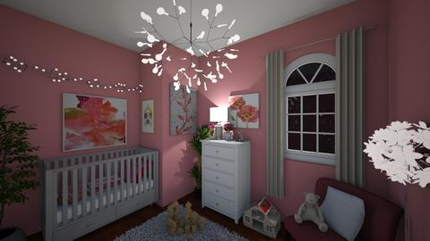 Nursery - Kids room - by Madalynng5