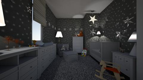 domonic - Kids room - by hillygabe