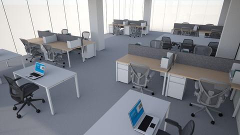 Zafer 2 - Office - by murmaz