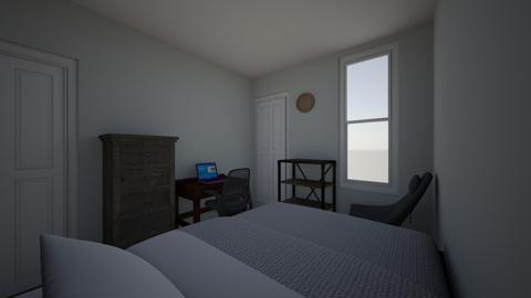 NYC  Corbin - Bedroom - by corbyw