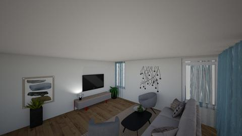 esti  living room - Living room - by marinaperlman