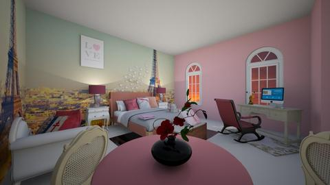 UH Franca - Bedroom - by liandrade