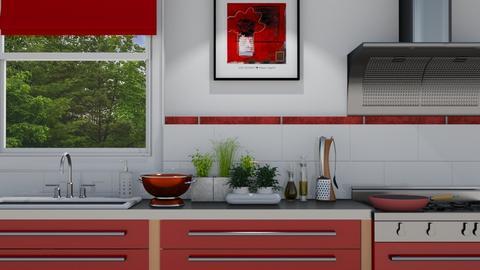 Kitchen Vignette - Kitchen - by GraceKathryn