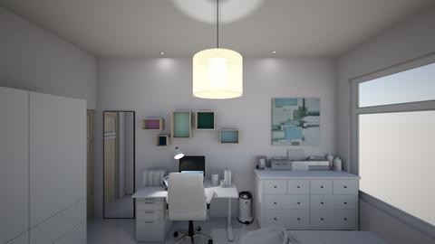 Vivians bedroom 2 - Modern - Bedroom - by Vivianhsuan