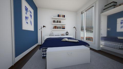Bed - Modern - Bedroom - by Tuija