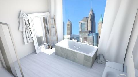Bathroom - Bathroom - by R e d B a l l o n